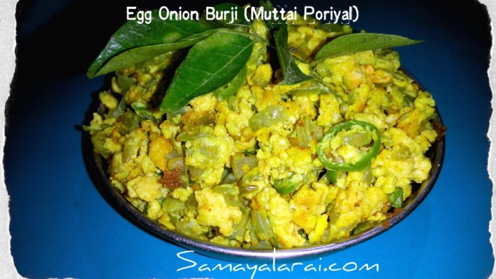 Egg Poriyal