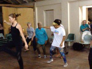 Montserrat Irish Dance