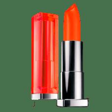 Maybelline lipstick in Electric orange