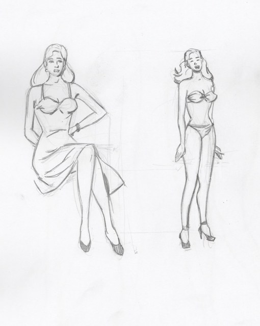 Drawing_Pretty_Girls_Day28