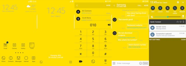 Samsung Galaxy Theme - [FEIT] Banana