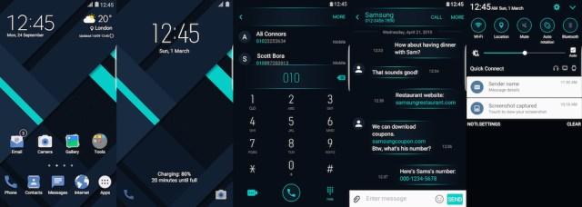Samsung Galaxy Theme - [Kendi] Atrix