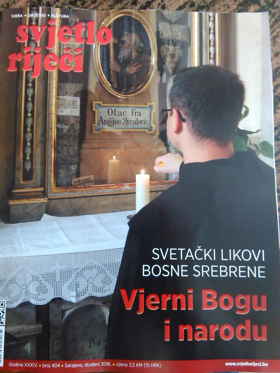 Svetački likovi Bosne Srebrene – Vjerni Bogu i narodu