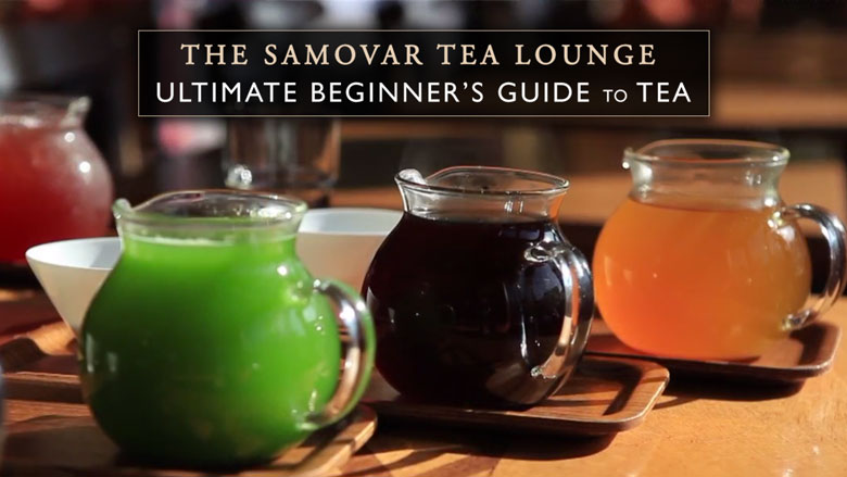 Ultimate Beginner's Guide To Tea: Trailer