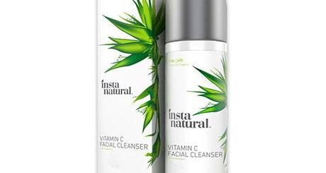 freebie-InstaNatural-Vitamin-C-Cleanser-Sample