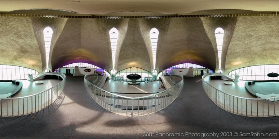 TWA Terminal :: New York City  :: 360° Panorama