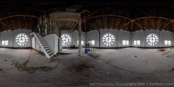 Clocks Panorama