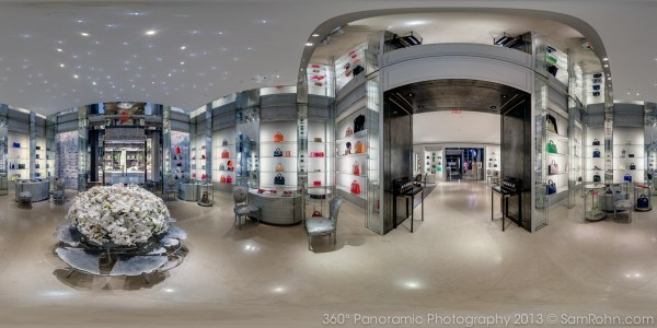 Dior 57th Street Manhattan 360° Virtual Tour