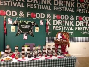 Food & Drink Festival Barton Grange Lancashire 2015