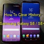 How to Clear History on Samsung Galaxy S8 and S8+ Easily