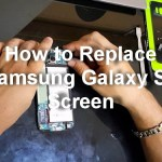 How to Replace Samsung Galaxy S6 Screen