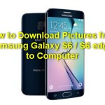 How to Download Pictures from Samsung Galaxy S6 / S6 edge to Computer