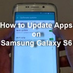 How to Update Apps on Samsung Galaxy S6 Easily