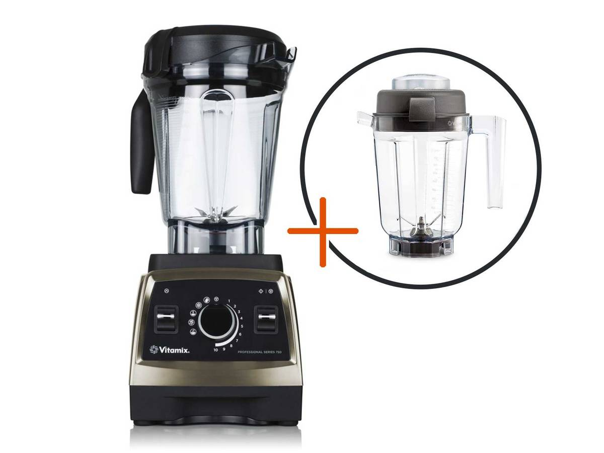 Fullsize Of Vitamix Food Processor