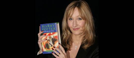 Joanne Kathleen Rowling ve Harry Potter
