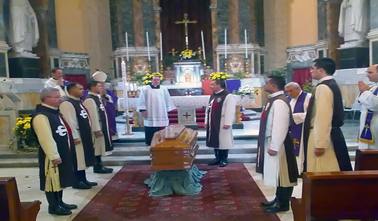 Funerale Mons. Angelo di Pasquale