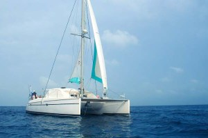 estribor Ti Kay - Catamaran Nautitech 40