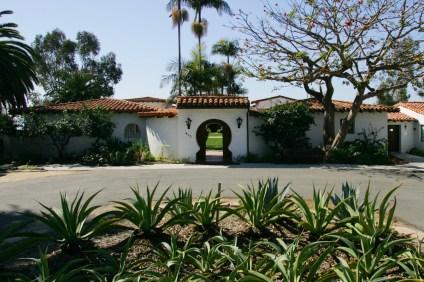 Casa Romantica. Staff photo