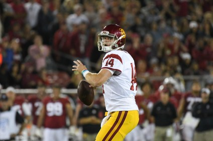 Sam Darnold will start at quarterback for USC on Sept. 23. Photo: John McGillen
