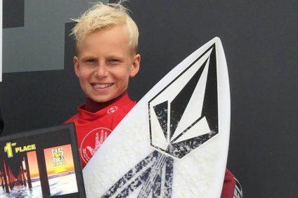 Grom of the Week: Hayden Rodgers