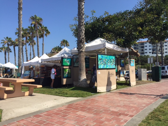 Ocean Festival Art Show