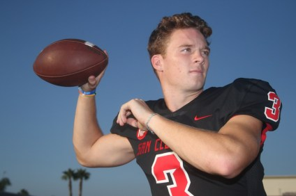 San Clemente Football Costello