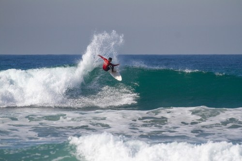 Nico Coli. Photo: Scott Flanders/NSSA
