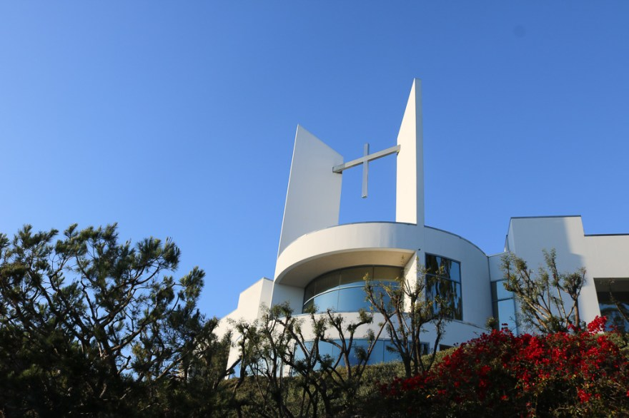 Six clergymen with affiliations to St. Edward the Confessor Catholic Church in Dana Point were named in a recent report from Jeff Anderson & Associates law firm that accused them of sexual misconduct. In the three South OC cities, at least 14 priests were accused in the report. Photo: Lillian Boyd