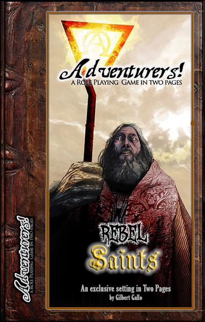 Ambientazione esclusiva per Adventurers! - Revised Edition
