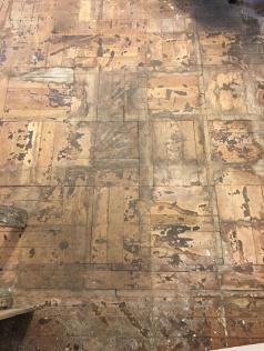 A terrible Floor