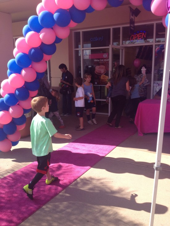 Baskin-Robbins Grand Re-Opening (Carmel Valley)