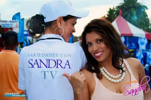 El Actor Guatemalteco Erick Chavarria visita ha Variedades Con Sandra