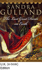 The Last Great Dance on Earth - U.K. Cover