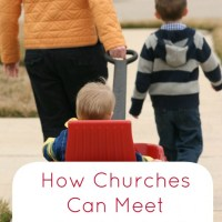 Is Your Church Single-Mom Friendly?