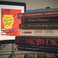Books I Want to Read after Reading The Brontë Plot (and a list of all the books mentioned in the novel)