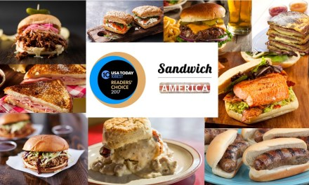 Vote for your Favorite in Round 3 of the Sandwich America & USA Today 10Best Iconic State Sandwiches Poll