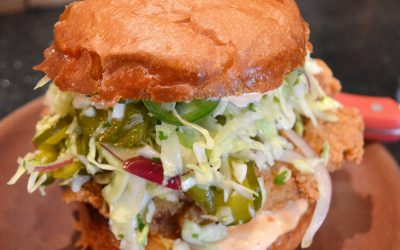The Great American Sandwich Trail Begins at Son of Gun in Los Angeles