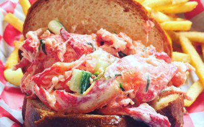 'Wich out of Water: Smack Shack Lobster Roll