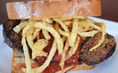 Time for our Sandwich Day Lunch Sandwich – the Meatloaf Sandwich