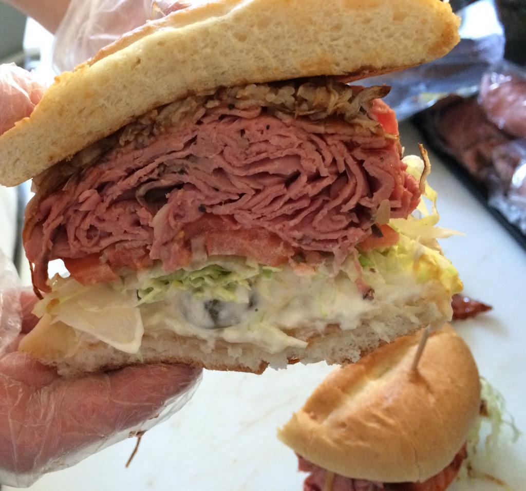 Best Sandwiches in Boston: Italian Sam LaGrassa's
