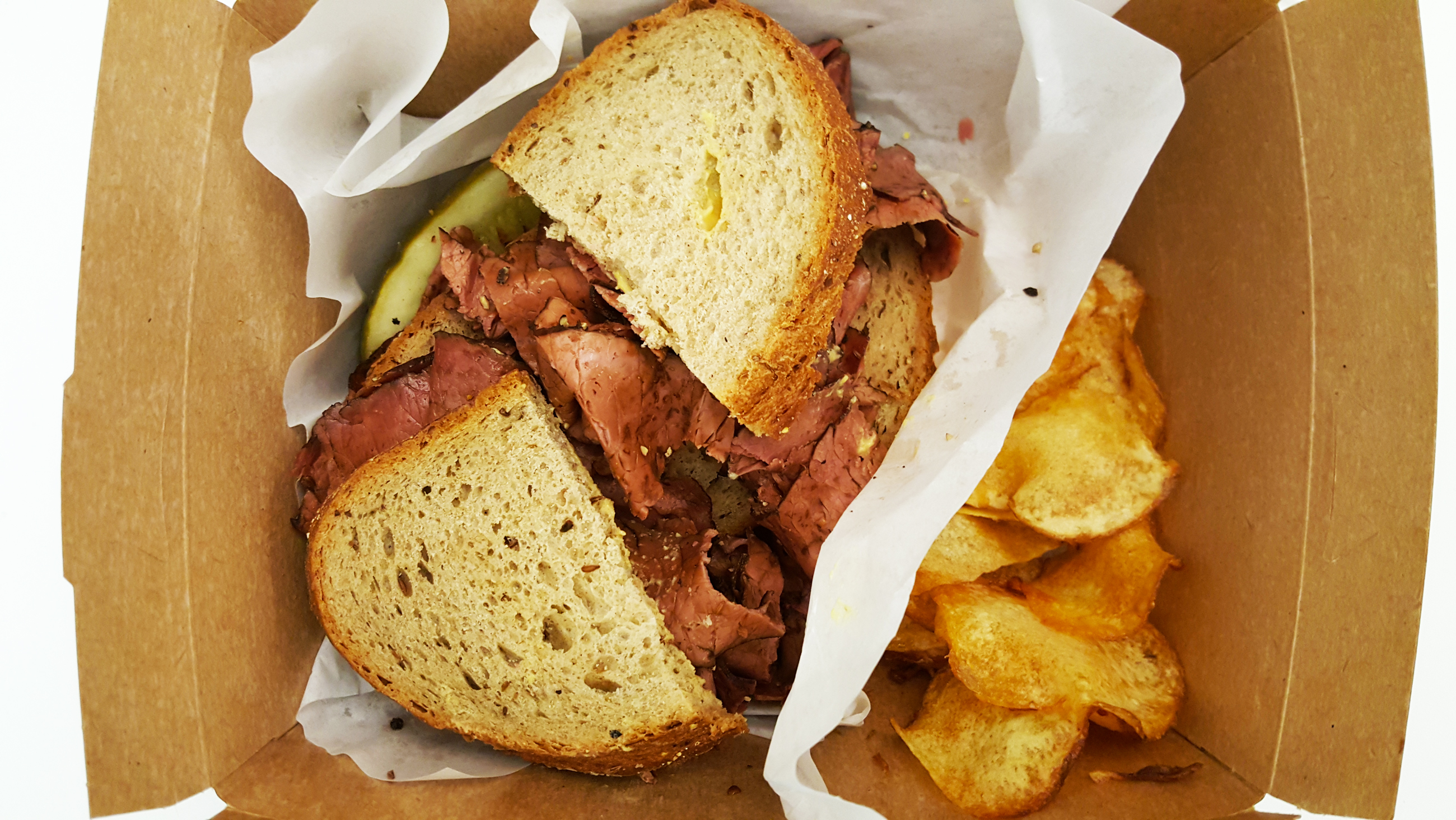Happy National Hot Pastrami Day (again)