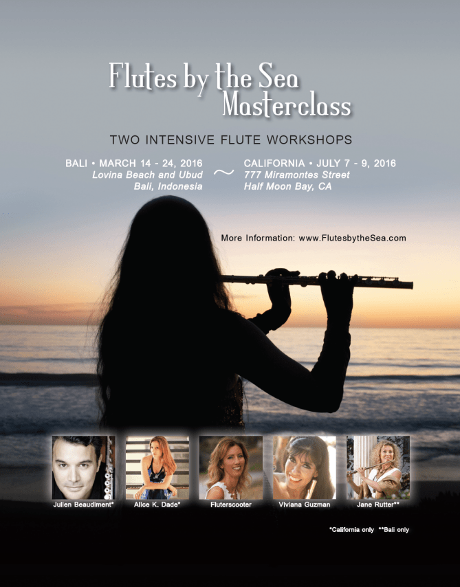 Flutes by the Sea 2016