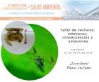 Taller de vectores en el XV Congreso Español y V Iberoamericano de Salud Ambiental