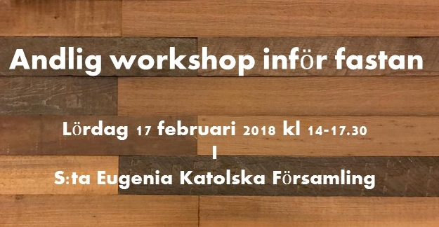 andlig workshop 2018