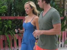 ABC's The Bachelor Films in Caye Caulker, Belize