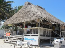 BC's Beach Bar, Belize