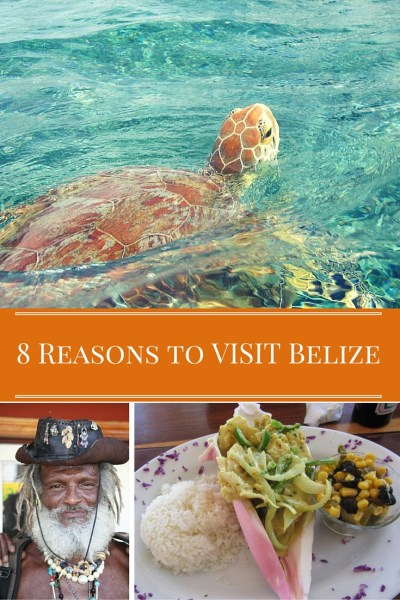 Why Belize?  8 Reasons why we are special.