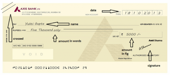 cheque_axis