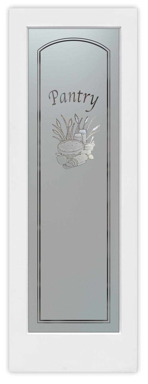 Fullsize Of Glass Pantry Door