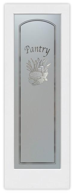 Small Of Glass Pantry Door